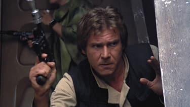 Han Solo dans Le Retour du Jedi