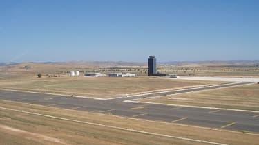 L'aéroport madrilène de Ciudad Real est déserté depuis 2012.