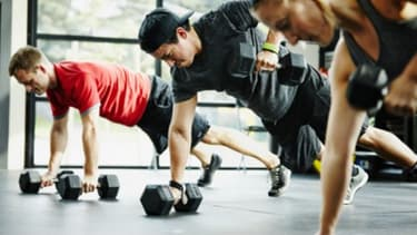 Gymlib est spécialisée dans la vente de pass d'accès de courte durée dans les salles de sport.