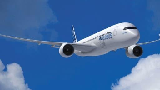 L'A350 utilise la même technologie de batteries que le Dreamliner de Boeing