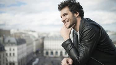Amir, le candidat qui représentera la France au concours de l'Eurovision cette année.