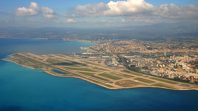 L'aéroport de Nice pourrait s'agrandir.