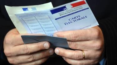 Les élections législatives. (Photo d'illustration)