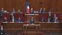 François Hollande lors du Congrès à Versailles lundi.