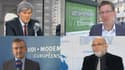 Yves Jégo, Pascal Canfin, Robert Hue et Stéphane Le Foll ont expliqué ce qu'ils aimeraient dire à François Hollande, deux ans après son élection.