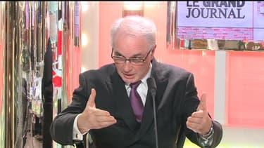 Dominique Maillard, président du Directoire de RTE, sur BFM Business ce mardi 19 février