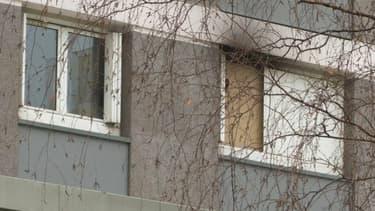 L'immeuble où vivait Murielle Knoll, dans le 11e arrondissement de Paris.