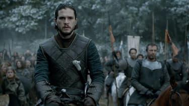 Kit Harington dans le rôle de Jon Snow