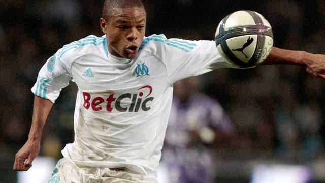 Touché contre Saint-Etienne, Loïc Rémy n'a pas terminé la rencontre de samedi.