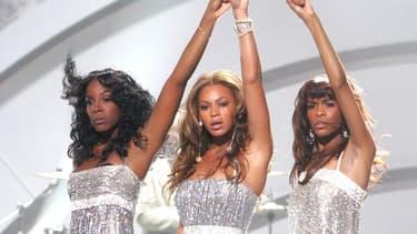 Les Destiny's Child, le 31 août 2005