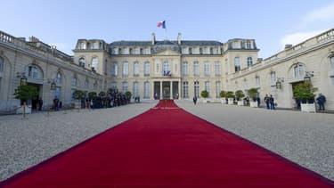 Le palais de l'Élysée le 15 mai 2012 (photo d'illustration)