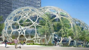 Alors qu'Amazon a lancé le chantier de son futur siège à Seattle qui devrait voir le jour en 2021, la firme songe à un second QG en Amérique pour accueillir 50.000 salariés, soit 13% de ses effectifs actuels.