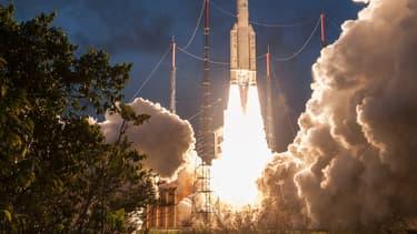 La fusée Ariane 6 sera prête pour 2020 annonce l'Agence spatiale européenne. (image d'illustration)