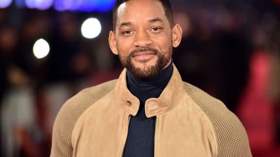 """Will Smith, interprète du titre """"Live it up"""""""