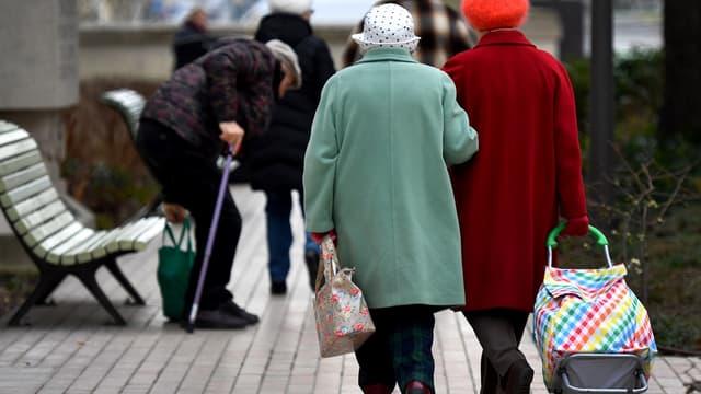 En Europe, le vieillissement de la population pourrait ralentir la croissance économique.