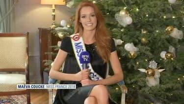 Maëva Coucke sur BFMTV