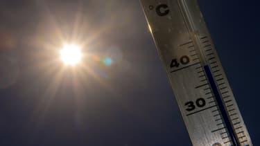 De fortes chaleurs ont touché la France cette semaine. Photo d'illustration.