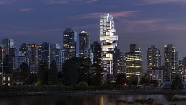La tour Jenga sera édifiée au Canada.
