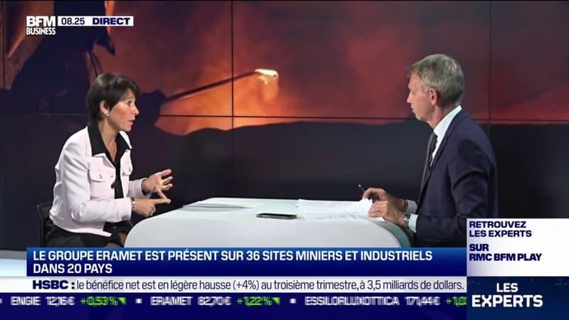 Regarder la vidéo Christel Bories (PDG d'Eramet):