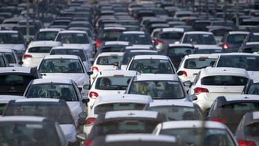 Le marché automobile français a enregistré une hausse de 0,6% en octobre.