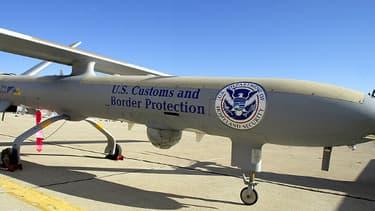 Un drone du service des douanes et de la protection des frontières des États-Unis (photo d'illustration)