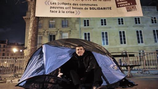 Stéphane Gatignon, maire EELV de Sevran, a entamé une grève de la faim pour faire augmenter le budget de sa ville