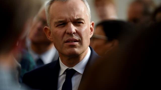 François de Rugy en septembre 2018 à Rosny-sous-Bois.
