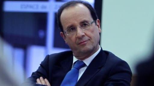François Hollande en route vers un second quinquennat