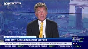 Olivier Wigniolle (Icade) : Icade santé entrera en Bourse le 5 octobre - 22/09