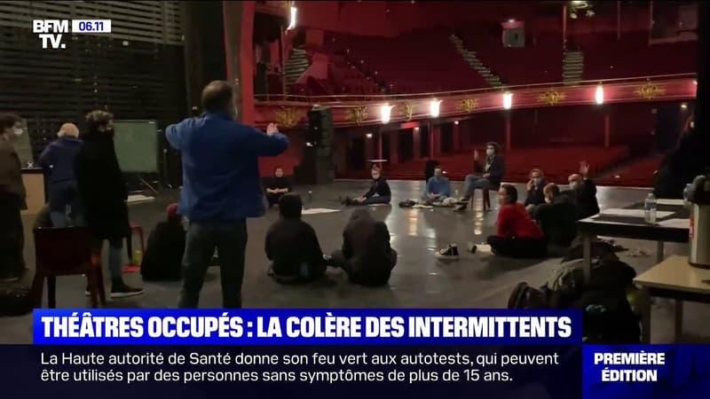 À Lille, le théâtre Sébastopol est lui aussi occupé depuis lundi