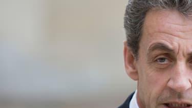 Nicolas Sarkozy, le 25 juin 2016.