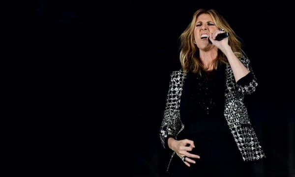 Céline Dion en 2017