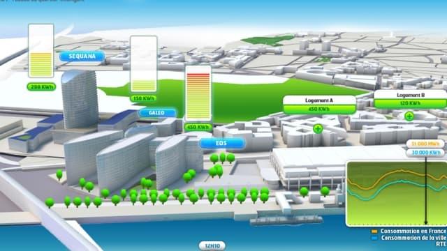 Issygrid, le premier réseau intelligent de quartier devient une réalité