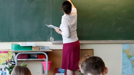 """Un enseignant du primaire sur 3 a l""""intention de faire grève mardi."""