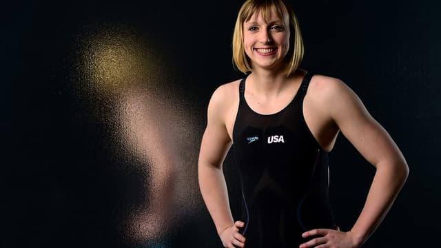Katie Ledecky, la meilleure nageuse de la planète