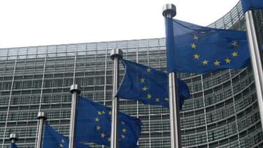 La Commission européenne à Bruxelles