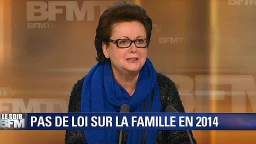 Christine Boutin sur BFMTV lundi 3 février