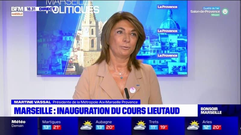 Des transports en commun gratuit à Marseille? Martine Vassal sceptique sur le projet