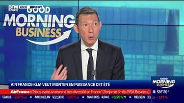 Air France-KLM veut monter en puissance cet été.