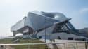 Le Musée des Confluences, à Lyon, fête ses cinq ans.