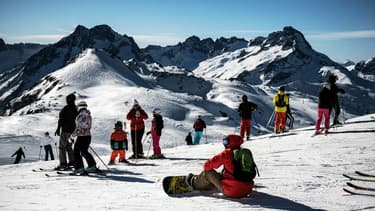 Plus d'un jeune sur deux n'est jamais allé au ski.