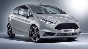 La nouvelle Fiesta ST 200 est maintenant disponible à la commande.