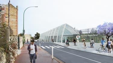 16 gares verront le jour sur la partie sud de la ligne 15. La première sera celle de Fort d'Issy-Vanves-Clamart.