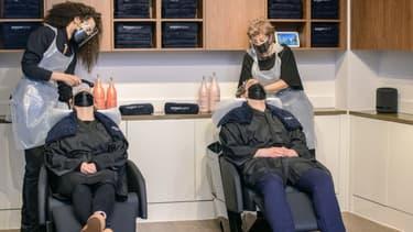 Amazon va ouvrir un salon de coiffure à Londres.