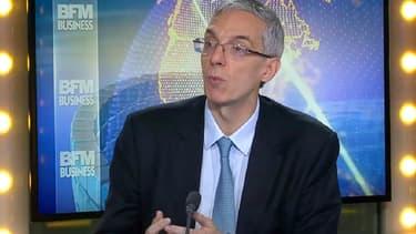 Alexandre Saubot, président du pôle social du Medef, était l'invité de BFM Business ce jeudi.