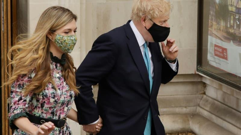Downing Street confirme que Boris Johnson s'est marié en secret avec Carrie Symonds