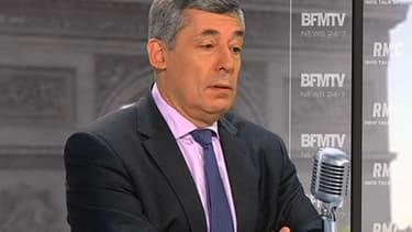 Henri Guaino, député UMP des Yvelines