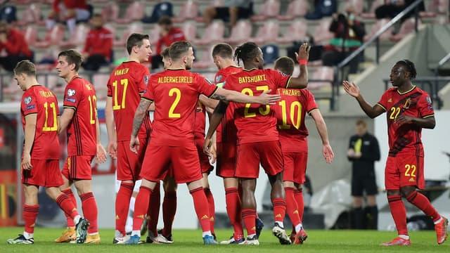 La Belgique a délivré une sacrée leçon de football à la Biélorussie