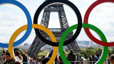 La Tour Eiffel déjà prête pour Paris 2024