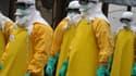 """L'état de la l'infirmière française de Médecins sans frontières infectée par le virus Ebola est """"stable"""" (illustration)."""